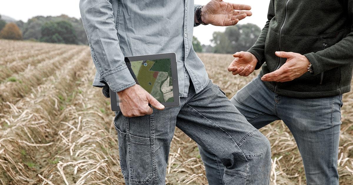 Atfarm, l'outil qui remet l'agriculteur au centre de sa stratégie de fertilisation